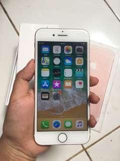 Iphone 7 Rose Gold mulus