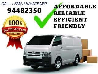 TRUSTED TRANSPORT/DELIVERY SVS