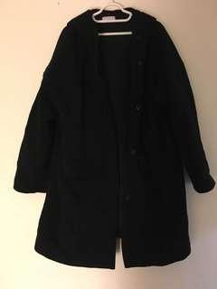 Tran泉 可拆式外套