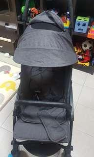 Bought in Korea Portable lightweight stroller