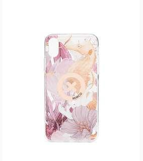 Mimco IPhone X/Xs hardcase cover