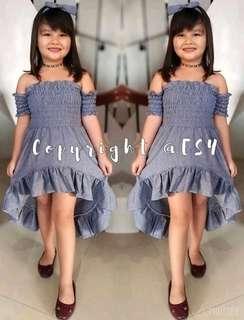 Chambray dresss