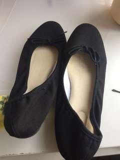 Muji S 平底鞋