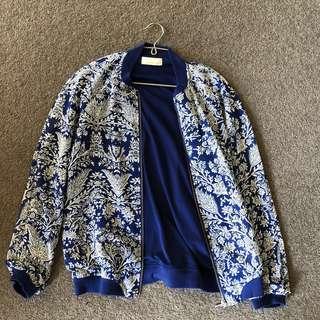 Stradivarius bomber jacket