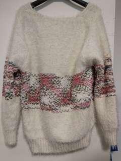 🚚 色彩斑斕的毛衣