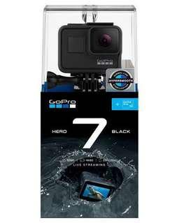 Hero 7 black BNIB