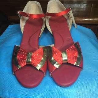 heels sepatu