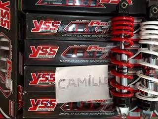 YSS Shock Brand New