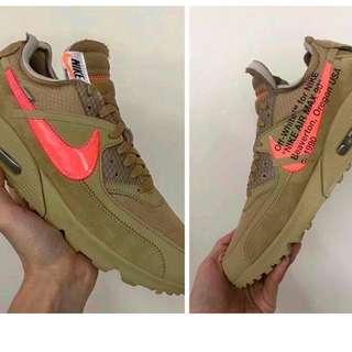 Desert Ore Off white Nike