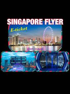 Singapore Flyer Eticket Entertainment Attractions On Carousell
