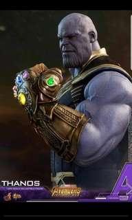 100% new hottoys Thanos MMS479 放單