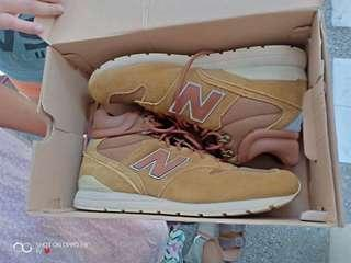 Authentic New Balance Brown Sneakers
