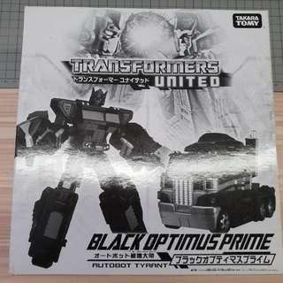 Transformers nemesis convoy optimus prime
