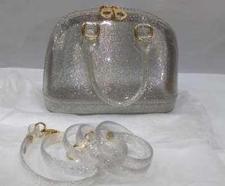 tas cewek Murah jelly bag import
