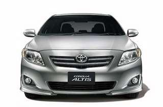 Toyota 2008 Altis 1.6L