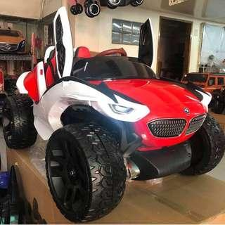 New BMW ATV Electric Ride On Toy Car For Kids
