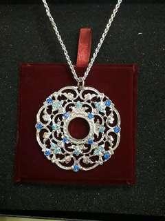 'Mawar' Pendant Necklace