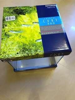 日本 kotobuki 高級玻璃觀賞魚缸