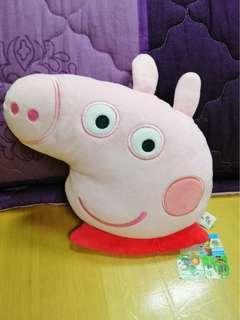 佩佩豬小抱枕
