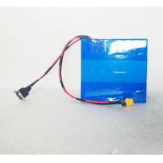 52V 17.5ah lithium battery pack for electric bike electric scooter Custom Build Battery Pack external battery