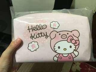 Hello kitty 化妝包