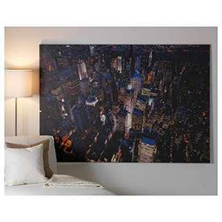 IKEA New York Skyline Picture