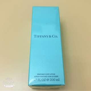🚚 Tiffany &Co 同名淡香精身體乳200ml