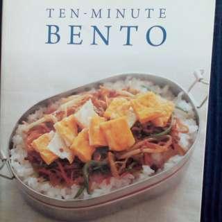 Ten Minute Bento