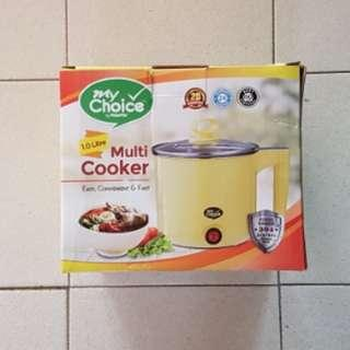Brand New My Choice Multi Cooker 1L