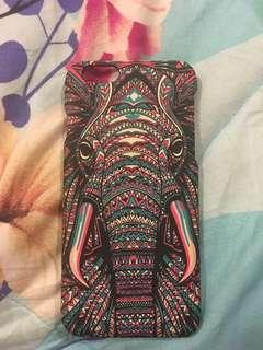 Cool Elephant Print Hard Protective Case For Iphone 6/6s