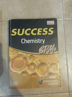 SPM Chemistry Reference Book