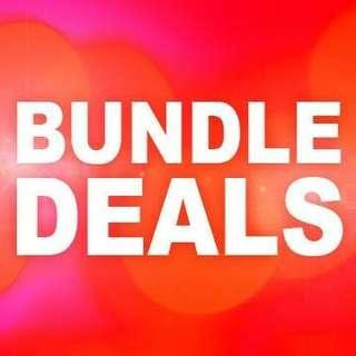 Bundle sold as Lot