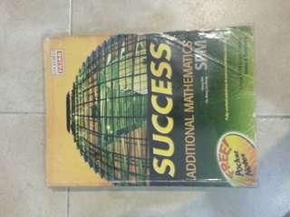 SPM AddMaths Reference Book