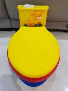 Muscial Potty for children toilet train
