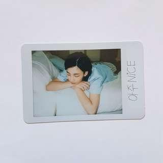 Seventeen Love & Letter Repackage Jeonghan photocard
