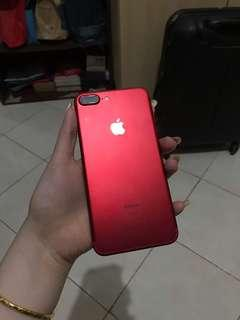 Iphone 7 plus 256GB RED FU