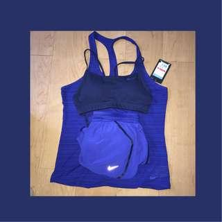 Nike work out set