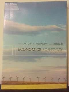 Economics For Today (Fourth Asia Pacific Edition)