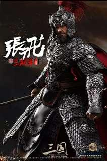 *BNIB* O soul 1/6 Scale Zhang Fei Three Kingdoms (not Hot toys Inflames Toys Enterbay) 魂作张飞沙场版