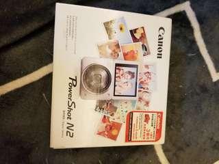 Canon n2 wifi 女神自拍神器