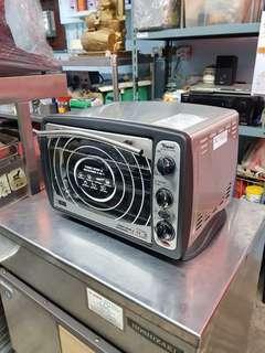 Toyomi Turbo Air & Rotisserie Oven
