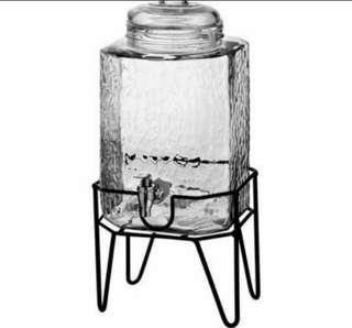 Full glass water dispenser limited stock