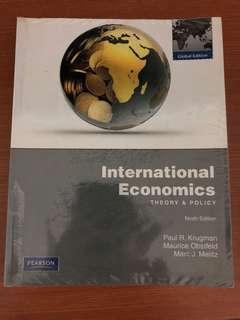 🚚 International economics