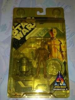 Star Wars Concept R2D2 and C3PO