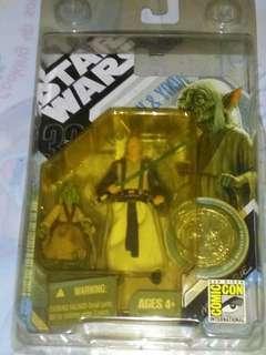 Star Wars Concept Yoda and Obi-Wan