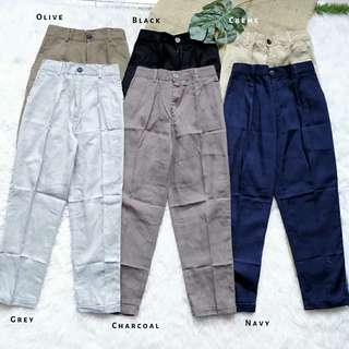 Patricia BASIC COTTON PANTS