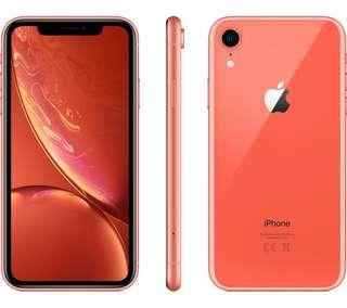 🚚 IPhone XR 128GB Coral
