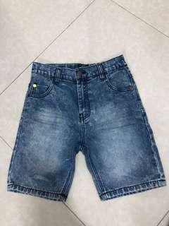 NEXT Brand Shorts (jeans material)