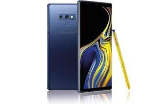 Trade: Samsung Note 9 to Huawei Mate 20X