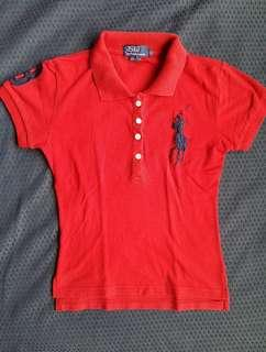 Original Polo by Ralph Lauren Red Polo